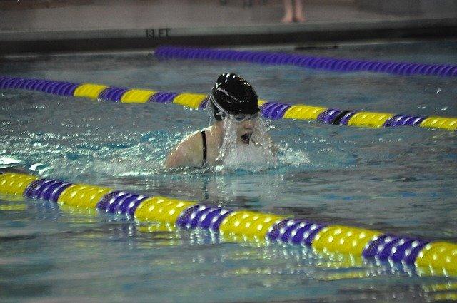 plavecký závod