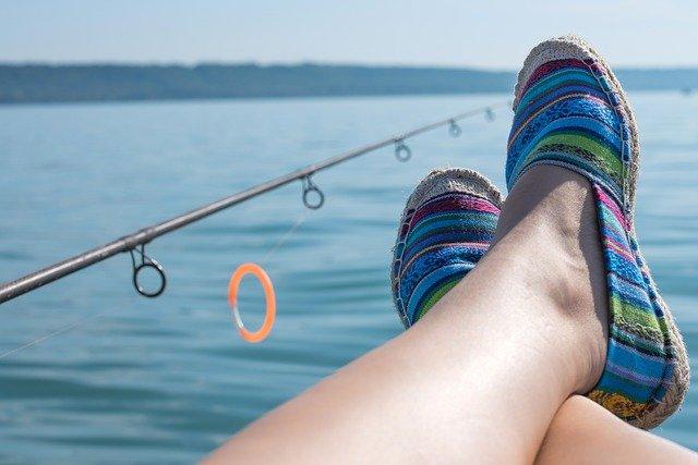boty na ryby