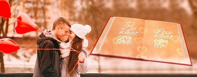 štěstí v lásce