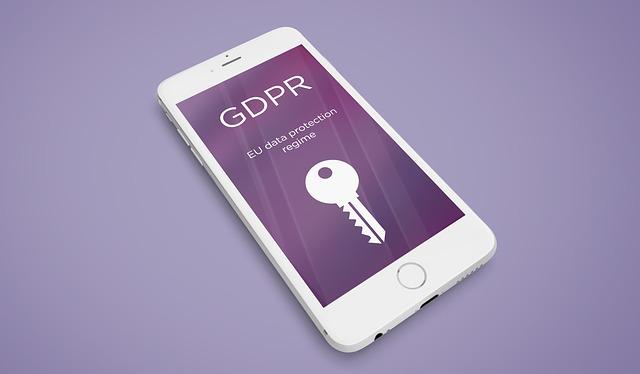 smartphone s gdpr