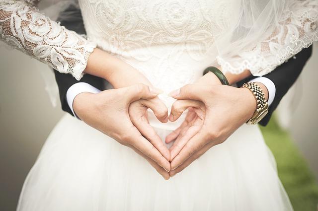 novomanželské foto