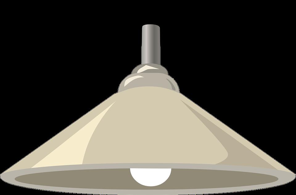 visící lustr